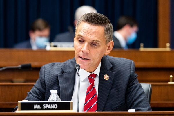 Ross Spano lost his fight to continue representing Florida's 15th Congressional District by two percentage points.