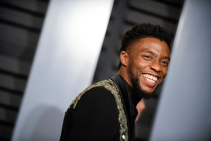 Chadwick Boseman, Actor, Dies at 43 - The New York Times