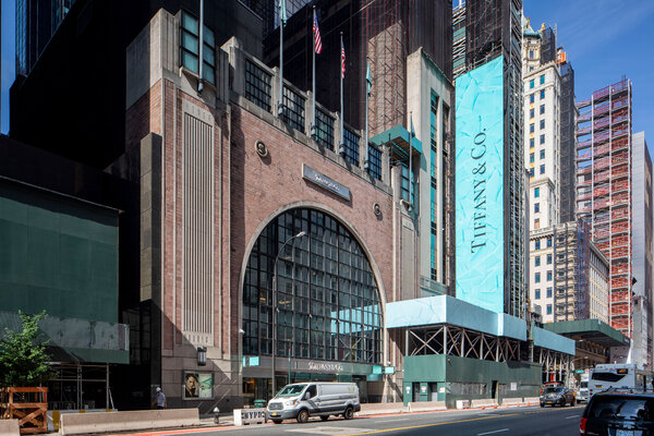 LVMH, the world's largest luxury goods company, announced in November that it had reached an agreement to buy Tiffany in a $16.2 billion deal.