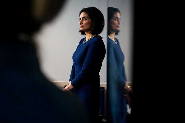 Seema Verma, administrator for the Centers for Medicare and Medicaid Services, used taxpayer dollars on self-promotion efforts.