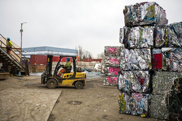 The Office of the United States Trade Representative said that it expected imports of aluminum from Canada to decline in the last four months of 2020.