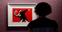 Banksy's Attempt to Trademark a Graffiti Image Is Thrown Out