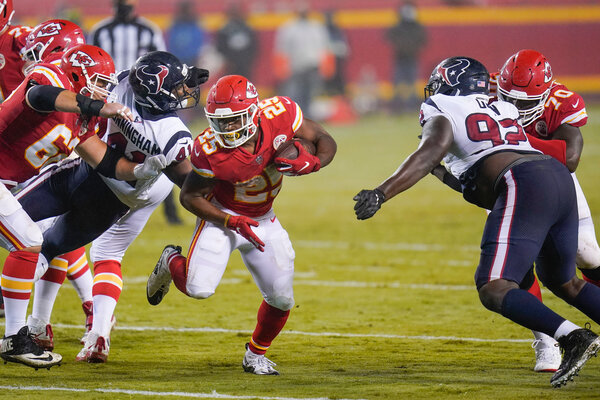 Here's a scary thought: What if running back Clyde Edwards-Helaire can make the Kansas City Chiefs offense even better than it was last season?