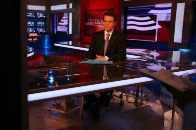 Shepard Smith on Fox News in 2009.