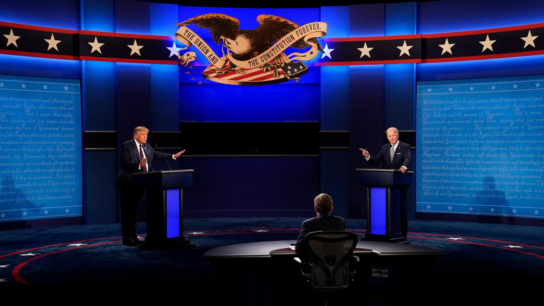 Trump Vs Biden The First Presidential Debate