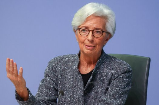 """""""Europeans are increasingly turning to digital in the ways they spend, save and invest,"""" said Christine Lagarde, president of the European Central Bank."""