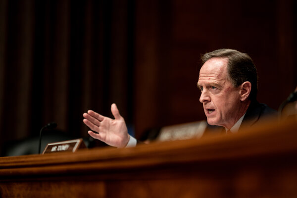 Senator Patrick Toomey's decision not to seek re-election complicates what was already shaping up to be a tough 2022 map for Republicans.