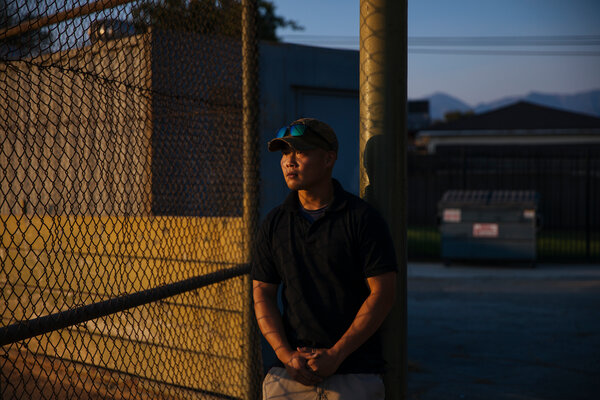 Danny Kwan, a former Marine, once turned to his battalion's Facebook group for camaraderie. It has since become dominated by QAnon conspiracy posts and screeds against protesters.