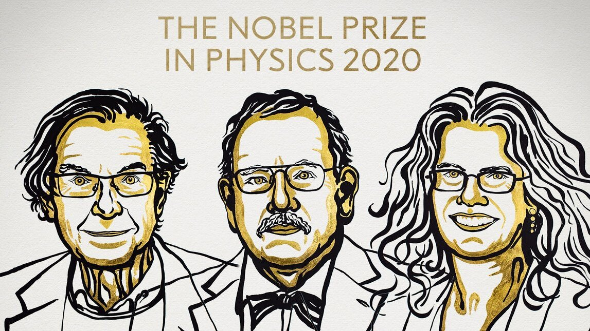 2020 Nobel Prize In Physics Goes To Oxford Researchers On Black Holes