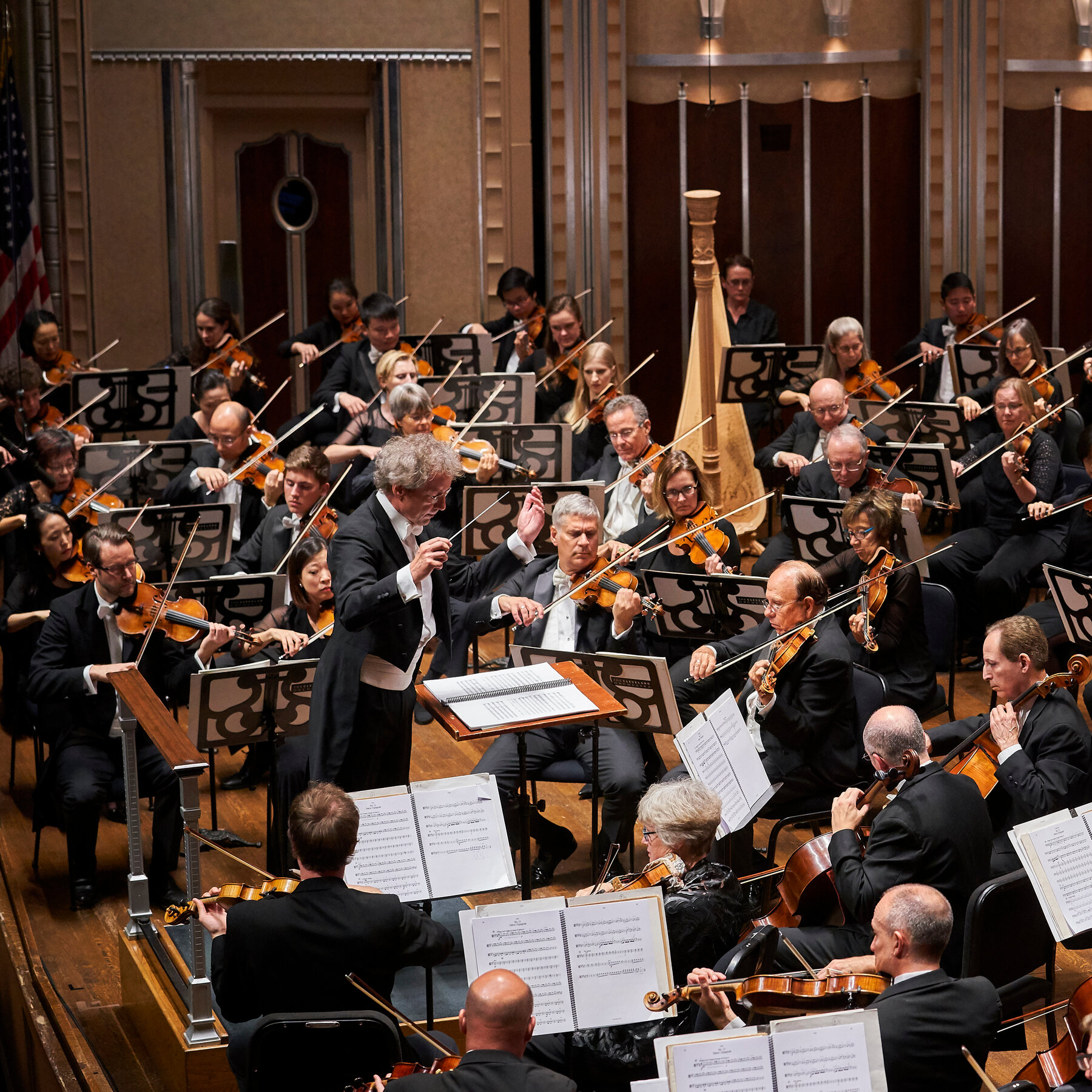 the cleveland orchestra america s