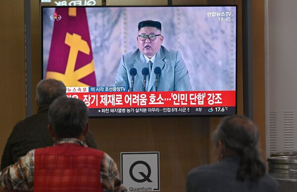 Mr. Trump has publicly threatened the use of nuclear weapons only once in his presidency, in 2017 during his first collision with Kim Jong-un and North Korea.