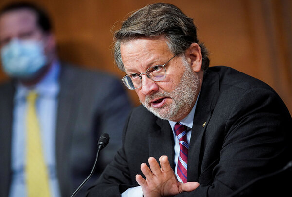 """""""It's a story of gut-wrenching and complicated decisions,"""" Senator Gary Peters said, """"but it's important for folks to understand families face these situations every day."""""""