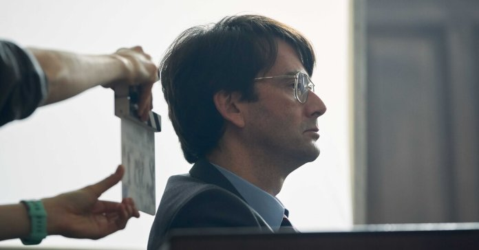 Devil in the Details: How David Tennant Played a Serial Killer