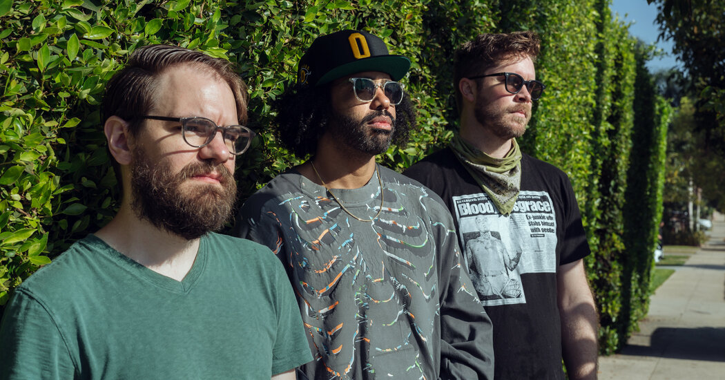 Daveed Diggs's Hip-Hop Trio Clipping's New Album Captures a Chaotic 2020