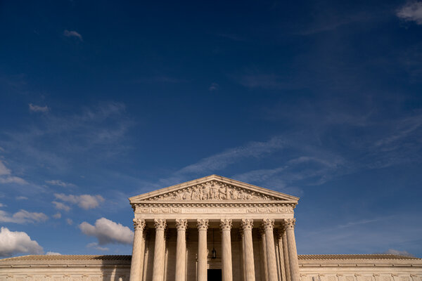 The Supreme Court has seemed determined to weigh in on many aspects of the Trump presidency even as it may soon end.