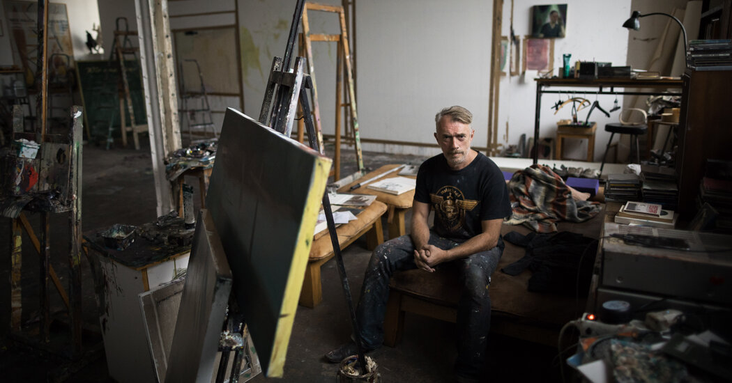 Neo Rauch's New Rule: 'Never Answer a Critic'