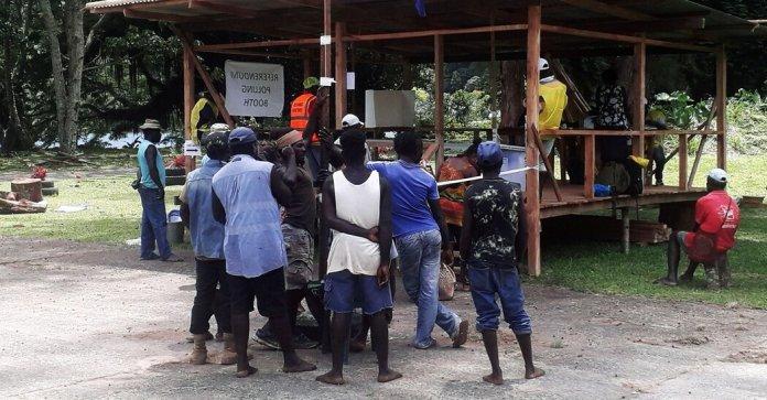 Former Rebel Leader Is Elected President of Bougainville