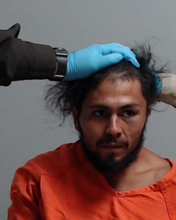 Jorge Gonzalez's mug shot from the Hidalgo County Jail.