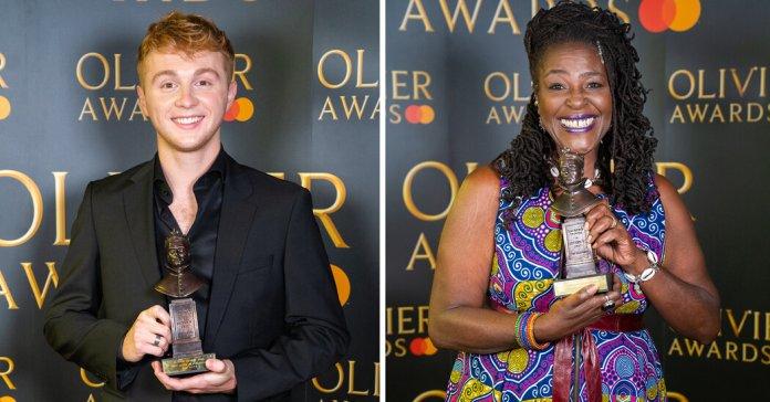 'Dear Evan Hansen' and 'Leopoldstadt' Pick Up Olivier Awards