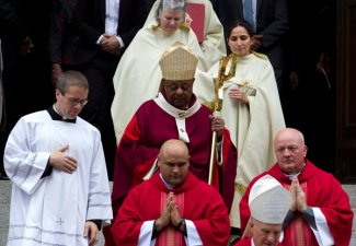Pope Francis Appoints First African-American Cardinal - The New York Times