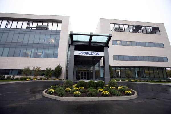 Regeneron Pharmaceuticals will no longer give antibody treatments to hospitalized patients in advanced stages of Covid-19.