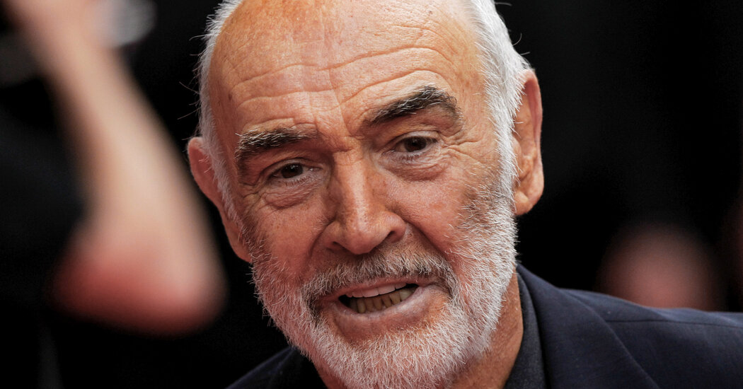 Dementia 'Took Its Toll' on Sean Connery, Wife Says
