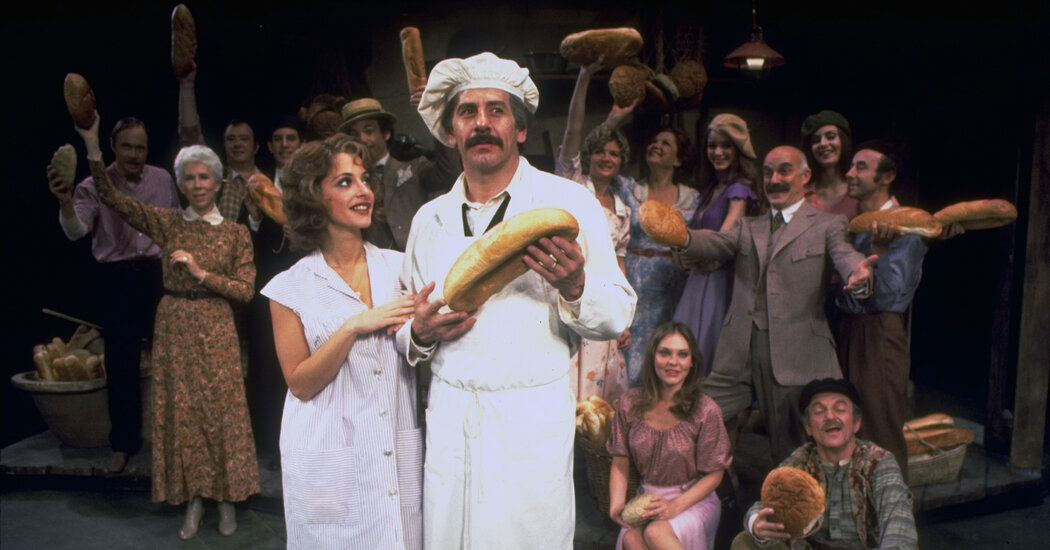 Patti LuPone Was a Constant. The Other Ingredients Never Cooked.