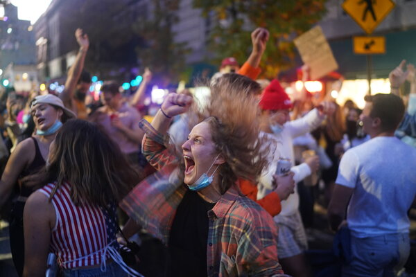 Athens cancels annual halloween block party. Opinion After The Election Awash In Emotion The New York Times