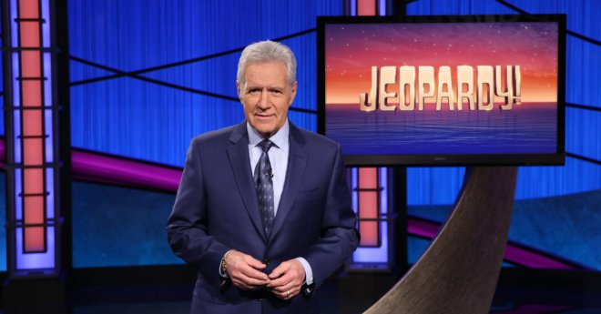 On 'Jeopardy!,' Alex Trebek Was the Voice of Truth and Authority