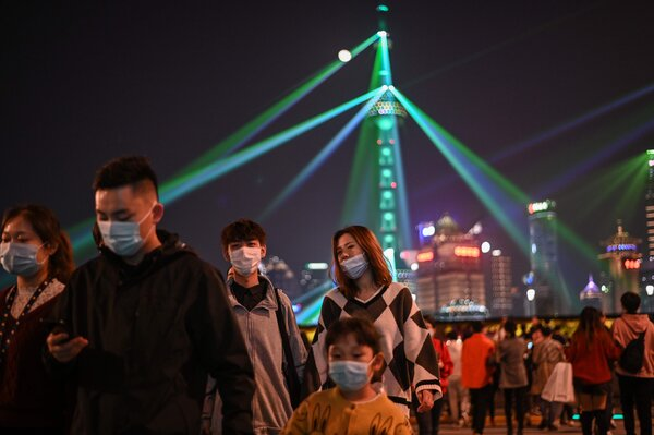 Shanghai managed to avoid a widespread coronavirus outbreak last winter despite being in the same Yangtze River system as Wuhan, where the virus first emerged.