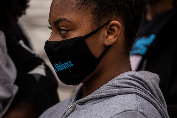 The CDC released a stronger recommendation on wearing masks to prevent the spread of COVID-19.