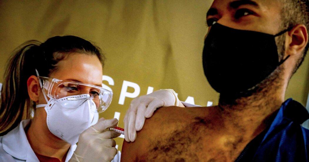 Brazil Halts Trial of Chinese Coronavirus Vaccine, CoronaVac