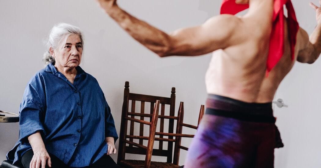 Aileen Passloff, Dancer, Choreographer and Teacher, Dies at 89