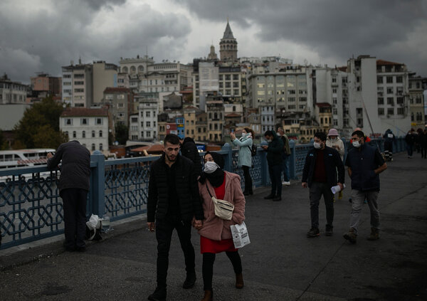 In an effort to compel proper mask usage, Turkey has banned smoking in some public places.
