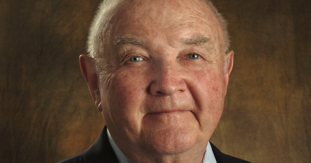 Albert R. Jonsen, 89, Dies; Brought Medical Ethics to the Bedside