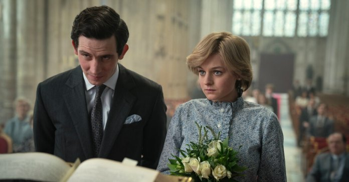 'The Crown' Has Had Its Scandals, but There's Nothing Like Diana