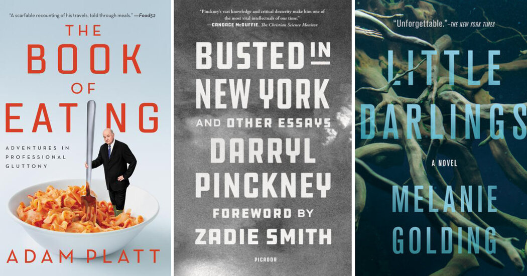 New in Paperback: 'Busted in New York' and 'Little Darlings'
