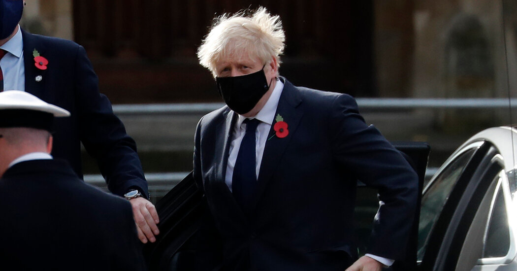 Britain's prime minister is quarantining, and other news around the world.