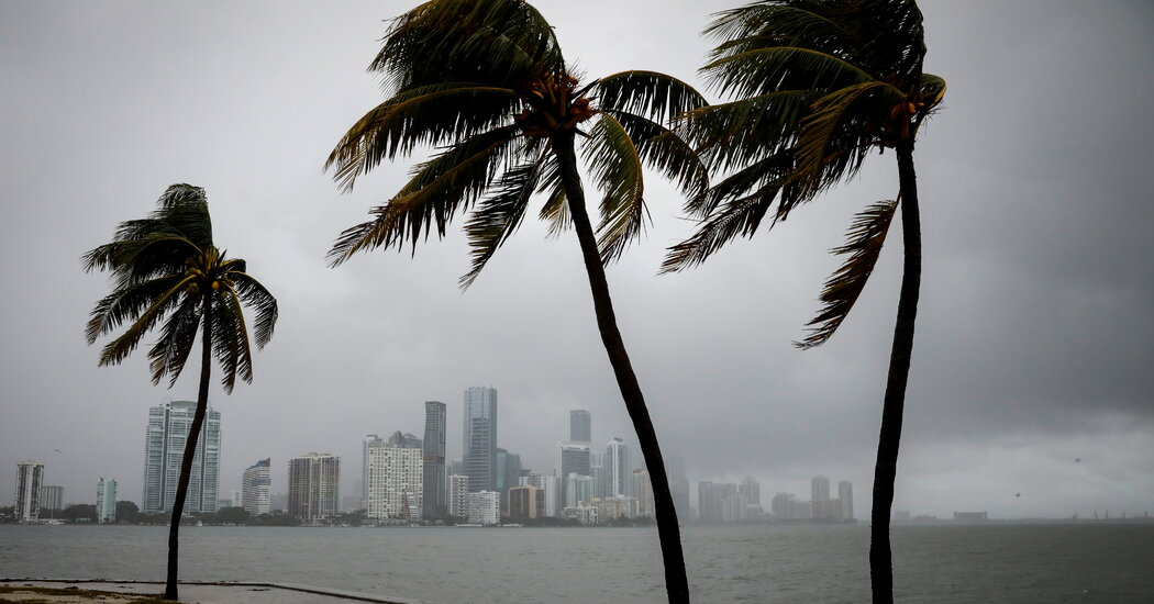 The 2020 Hurricane Season in Rewind