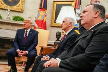 trump iran attack