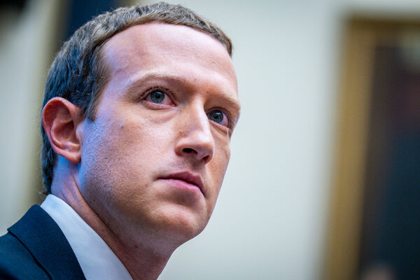 Mark Zuckerberg has managed to make Facebook seem less intrusive than Twitter at blocking and labeling content.