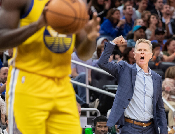 Steve Kerr, the Golden State Warriors coach, was a co-host of a podcast this year at The Ringer.