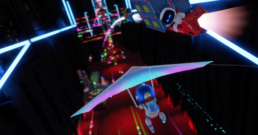 The Best Video Games to Get Lost In This Holiday Season