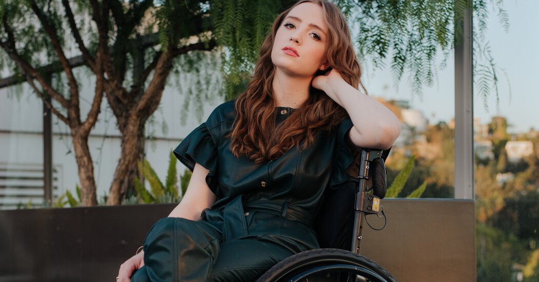 Kiera Allen of 'Run' on Upending Disability Stereotypes