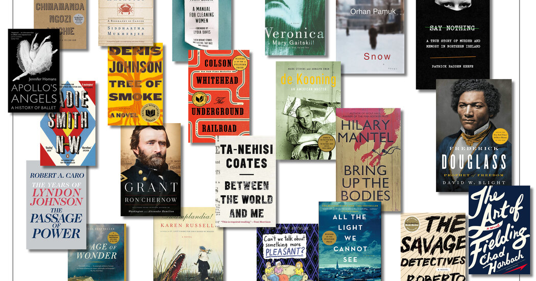 The 10 Best Books Through Time