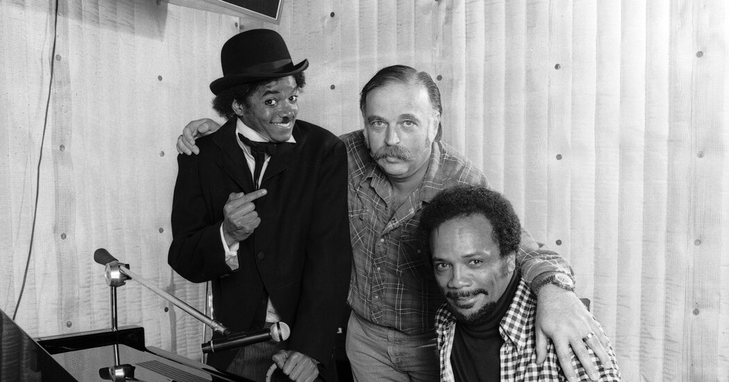 Bruce Swedien, a Shaper of Michael Jackson's Sound, Dies at 86