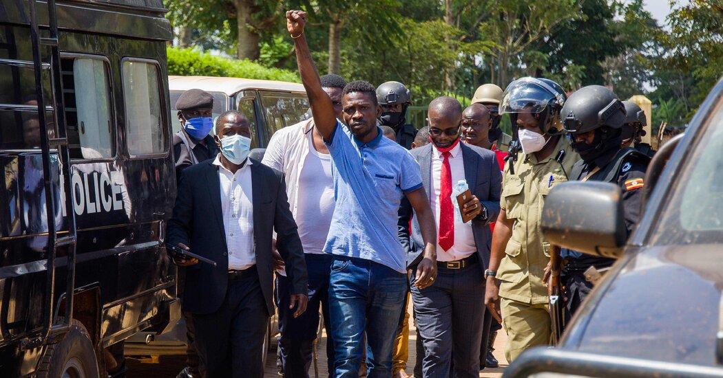 Bobi Wine, Uganda Opposition Leader, Released From Jail