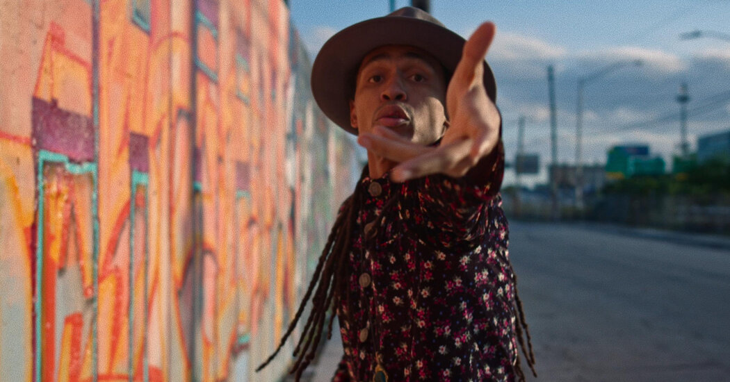 Netflix's 'Move' Strips Dance Down to Clichés, Not Essentials