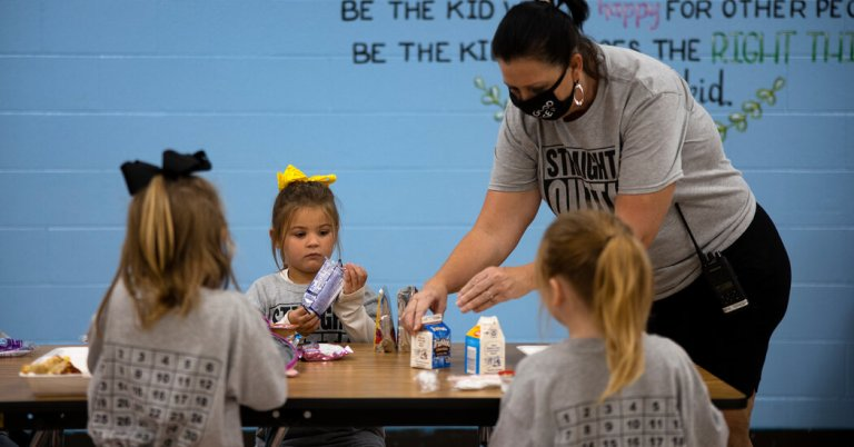 Fewer kindergarten students means money problems for schools and learning concerns for children.