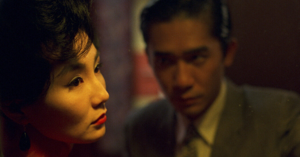 In Need of a Film About Romantic Possibility? Try 'In the Mood for Love.'